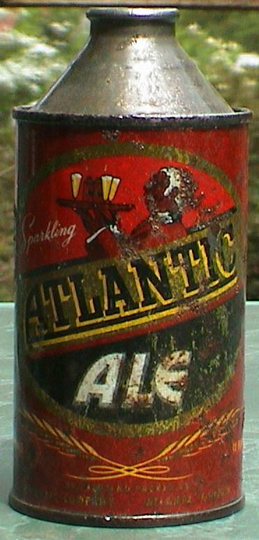 Atlantic Ale cone.