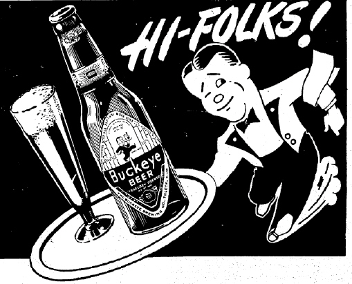 1942 ad with Bucky.