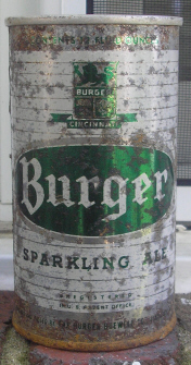 Burger Ale Softtop front.