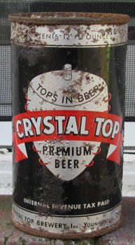 Crystal Top can.