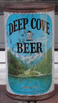 Deep Cove Beer.