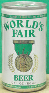 1982 World's Fair Can.
