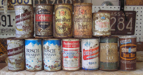 How Do You Determine the Value of Antique Motor Oil Cans