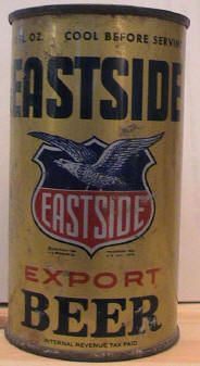 Eastside Beer.
