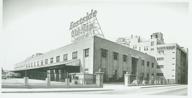 Eastside Brewery 1950s.
