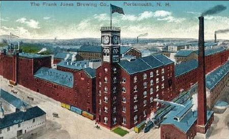 Frank Jones Brewery