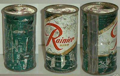 Rainier Jubilee Set