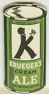 first Krueger ale.