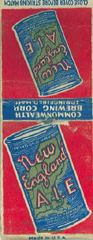 Commonwealth Matchbook.