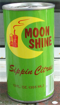 Moon Shine can.