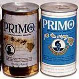 1970s Primo cans.