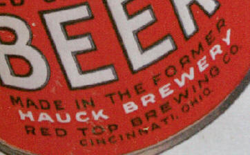 detail from red top can.