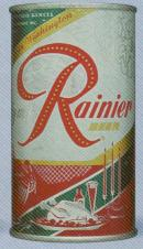Rainier Christmas Can.