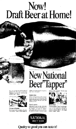 National Tapper ad.